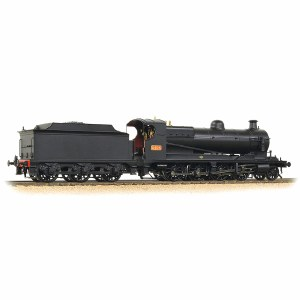 Bachmann OO 35-176 Railway Operating Division (ROD) 2-8-0 2406 LNWR Black