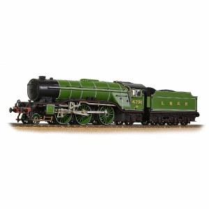 Bachmann OO 35-200 LNER V2 4791 LNER Apple Green