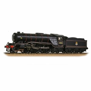 Bachmann OO 35-201 LNER V2 60845 BR Lined Black Early Emblem