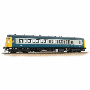Bachmann OO 35-526 Class 121 Single-Car Unit BR Blue & Grey