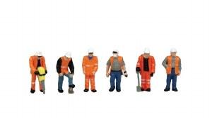Bachmann OO 36-049 Trackside Workers