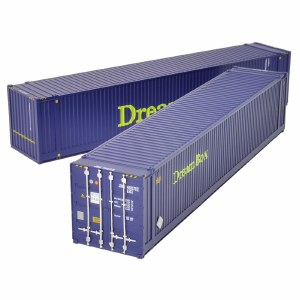 Bachmann OO 36-102 45ft Containers x2 Dream Box