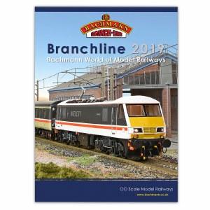 Bachmann OO 36-2019 Branchline Catalogue 2019
