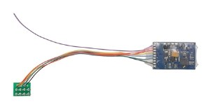 Bachmann Other 36-566 0.9 Amp 4 Function 8 Pin DCC Decoder featuring RailComPlus®