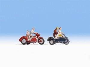 Noch N 36905 Motorcyclists