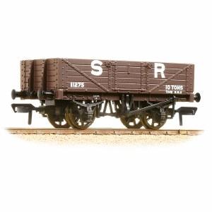 Bachmann OO 37-067 5 Plank Wagon Wooden Floor SR Brown