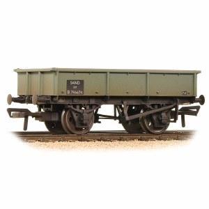 Bachmann OO 37-353B 13 Ton Steel Sand Tippler Wagon BR Grey Weathered