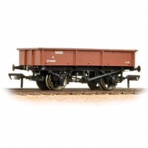 Bachmann OO 37-355D 13 Ton Steel Sand Tippler Wagon BR Bauxite