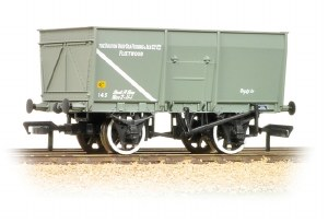 Bachmann OO 37-452 16 Ton Slope Side Mineral Wagon Boston Deep Sea Fishing