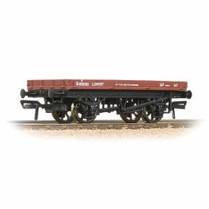 Bachmann OO 37-479A 1 Plank Wagon BR Bauxite