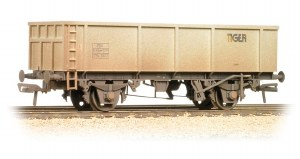 Bachmann OO 37-550B 46T POA Mineral Wagon 'Yeoman' Weathered