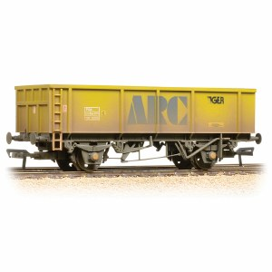 Bachmann OO 37-552C 46T POA Mineral Wagon 'ARC TIGER' Weathered