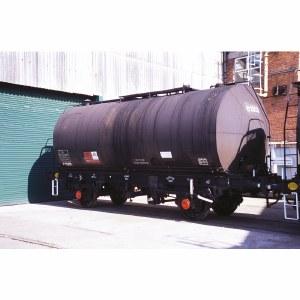 Bachmann OO 37-560 45 Ton Class B TTA Conical End Black Unbranded