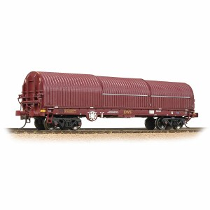 Bachmann OO 37-625A BRA Steel Carrier EWS