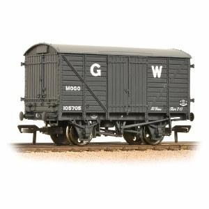 Bachmann OO 37-778D 12 Ton Mogo Van GWR Grey