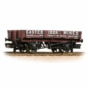 Bachmann OO 37-934 3 Plank Wagon 'Easter Iron Mines'