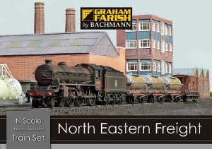 Graham Farish N 370-090 North Eastern Freight