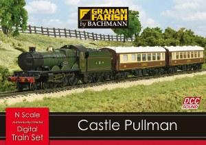 Graham Farish N 370-160 Castle Pullman Set Digital Sound