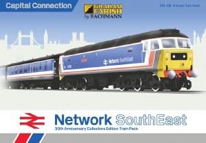Graham Farish N 370-430 Capital Connection Train Pack