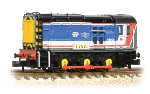 Graham Farish N 371-023 Class 08 08600 'Ivor' Network SouthEast