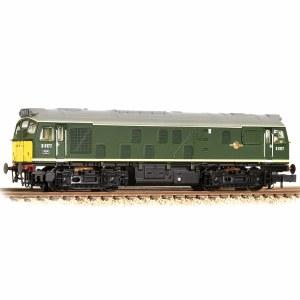 Graham Farish N 371-085A Class 25/1 D5177 BR Green