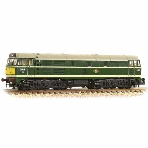 Graham Farish N 371-111A Class 31 D5616 BR Green Small Yellow Panel