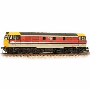 Graham Farish N 371-113 Class 31 97204 BR RTC Grey & Red