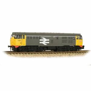 Graham Farish N 371-135 Class 31/1 (Refurbished) 31154 BR Original Railfreight