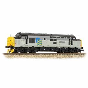Graham Farish N 371-164 Class 37/4 Refurbished 37428 'David Lloyd George' BR Railfreight Petroleum Sector
