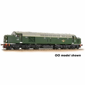 Graham Farish N 371-180A Class 40 Disc Headcode D248 BR Green (Late Crest)