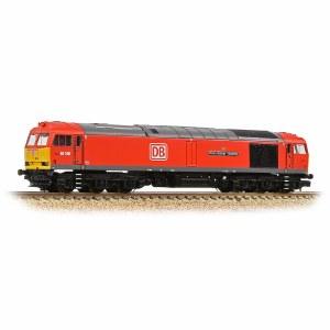 Graham Farish N 371-359 Class 60 60100 'Midland Railway - Butterley' DB Cargo