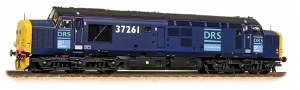 Graham Farish N 371-471 Class 37/0 37261 DRS