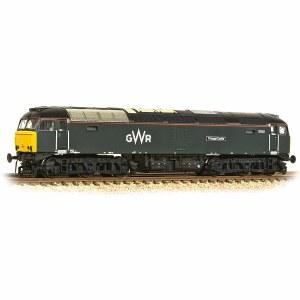 Graham Farish N 371-660 Class 57/6 57603 'Tintagel Castle' GWR
