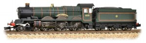 Graham Farish N 372-030 Castle Class 5044 Earl of Dunraven GWR Lined Green