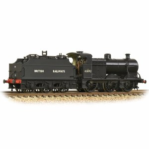 Graham Farish N 372-064 MR 3835 4F with Fowler Tender 43892 BR Black (British Railways)