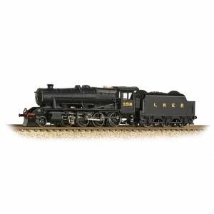 Graham Farish N 372-160 LNER Class O6 (8F) 2-8-0 3506 LNER Black