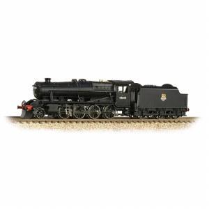 Graham Farish N 372-162 LMS Stanier Class 8F 2-8-0 48608 BR Black Early Emblem