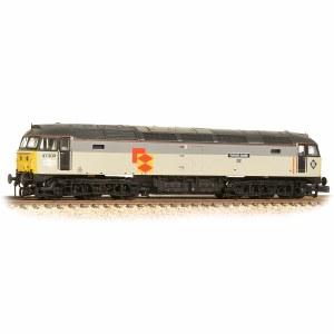 Graham Farish N 372-247 Class 47/0 47209 'Herbert Austin' Railfreight Distribution
