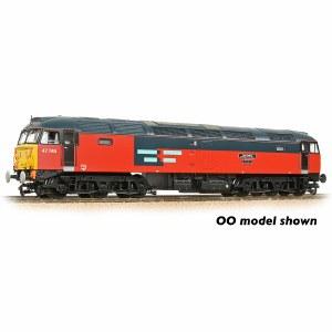 Graham Farish N 372-262 Class 47/7 47745 'Royal London Society For The Blind' Rail Express Systems