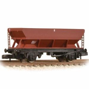 Graham Farish N 373-502C 46 Tonne glw HEA Hopper Wagon BR Bauxite