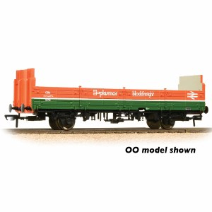 Graham Farish N 373-627D 31 Ton OBA Open Wagon High Ends Plasmor Blockfreight