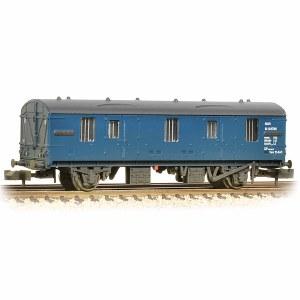 Graham Farish N 374-640 BR MK 1 CCT BR Blue Weathered