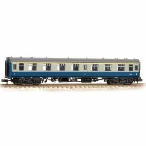 Graham Farish N 374-819A BR Mk1 FO First Open Blue & Grey