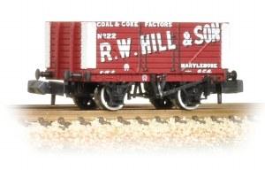 Graham Farish N 377-153 8 Plank Fixed End Wagon R. W. Hill