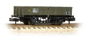 Graham Farish N 377-775 12 Ton Pipe Wagon BR Engineers Olive Green