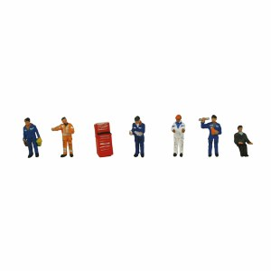 Graham Farish N 379-311 N Scale Traction Maintenance Depot Workers
