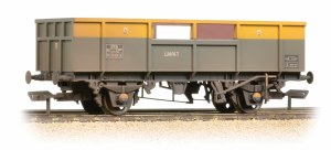 Bachmann OO 38-085C 34T Limpet ZKA Wagon BR Departmental Weathered