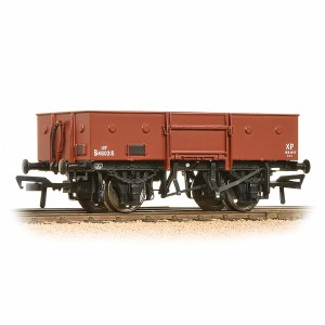 Bachmann OO 38-326A 13 Ton High Sided Steel Wagon BR Bauxite (Late)