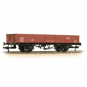 Bachmann OO 38-753 BR 22T Tube Wagon BR Bauxite (TOPS)