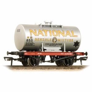 Bachmann OO 38-778 Class A 14 Ton Anchor-Mounted Tank Wagon 'National Benzole'